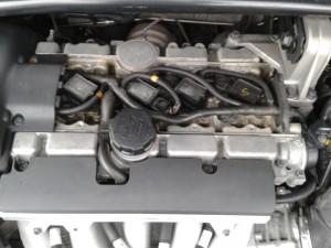 Motore senza coperchio